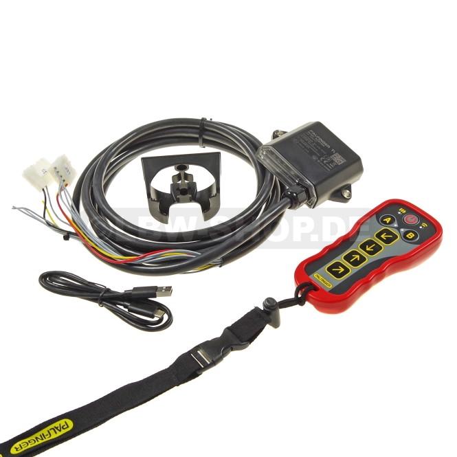 Funksteuerung Nachrüstsatz 4-Channel MBB Remote Bluetooth
