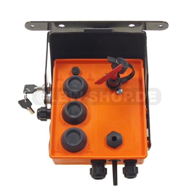 Bedieneinheit 3-Knopf 24V STD-TS Zepro