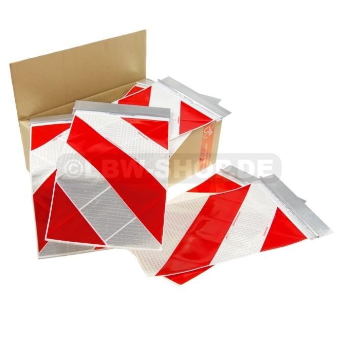 Warning Flag Alu 10 Kits