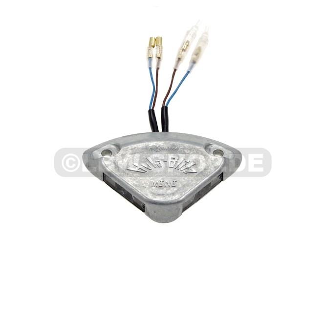 Flashing Light Hula-Blitz Mini Dautel LED 12V