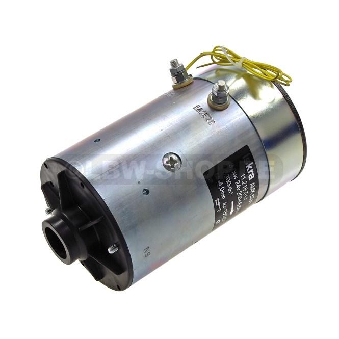 Elektromotor 24V/3,0KW AMK5534